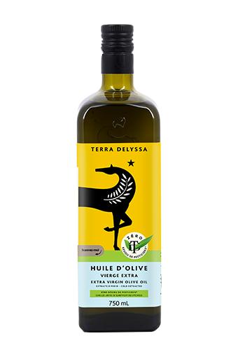 huile olive au citron